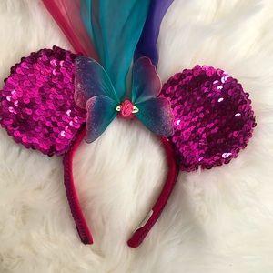 Minnie Mouse princess ears